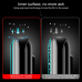 Película Samsung Galaxy A10 de Vidro Temperado