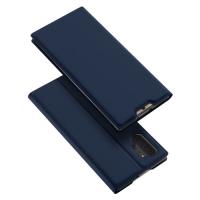 Capa Samsung Note 10+ Plus Flip Skin Pro Series Azul
