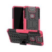 Capinha Asus Zenfone 6 ZS630KL TPU+Plástico Rosa