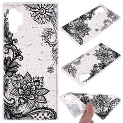 Capa Samsung Galaxy Note 10+ Plus Flores