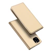 Capa Iphone 11 Pro Flip Skin Pro Series Dourado