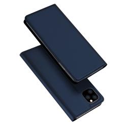 Capa Iphone 11 Pro Max Flip Skin Pro Series Azul