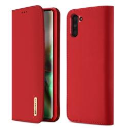 Capa Samsung Note 10 Flip Vermelho