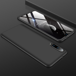 Capa Xiaomi Mi A3 Cobertura Completa das Bordas Preto