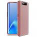 Capa Samsung A80 Cobertura Completa das Bordas Rosa