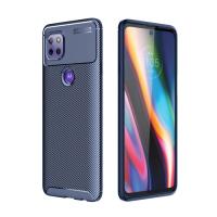 Capinha Motorola Moto G 5G TPU Azul