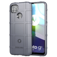 Capinha Motorola Moto G9 Power Shield Series Cinza