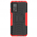Capinha Celular Xiaomi Mi 10T / Mi 10T Pro Antichoque Vermelho