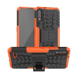 Capinha Celular LG K22 / K22+ Plus Antichoque Laranja