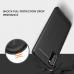 Capa Samsung Galaxy A02s TPU Fibra de Carbono Preto