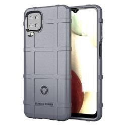 Capa Galaxy M12 TPU Shield Series Cinza
