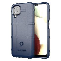 Capa Galaxy M12 TPU Shield Series Azul