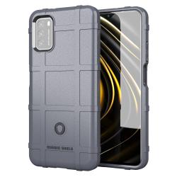 Capinha Xiaomi Poco M3 Shield Series Cinza