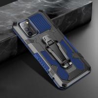 Capa Galaxy A02s Warrior Series Azul