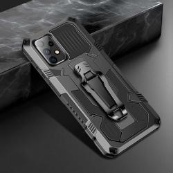 Capa Galaxy A52 Warrior Series Preto
