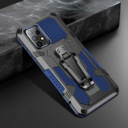 Capa Galaxy A52 Warrior Series Azul