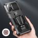 Capa Galaxy A52 Warrior Series Vermelho