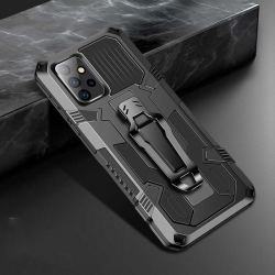 Capa Samsung A72 Warrior Series Preto