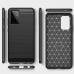 Capa Samsung A72 TPU Fibra de Carbono Preto