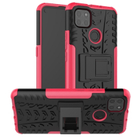 Capa Moto G9 Power Antishock Rosa