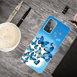 Capa Samsung Galaxy A52 TPU Borboletas