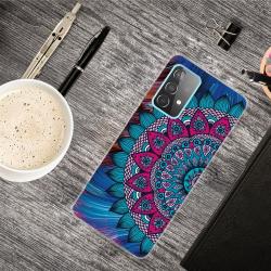 Capa Galaxy A32 5G TPU Transparente Mandala