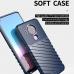 Capa Nokia 5.4 TPU Thunderbolt Azul