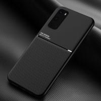 Capinha Celular Samsung S20 TPU com Metal Magnético Preto