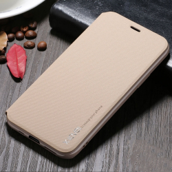 Capa Iphone 11 Flip X-Level Series Dourado