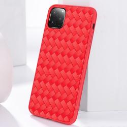 Capa Iphone 11 Pro Max Waves Series Vermelho