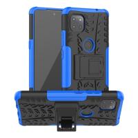 Capa Motorola Moto G 5G TPU e Plástico Azul