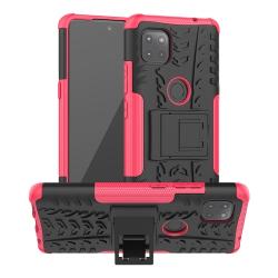 Capa Motorola Moto G 5G TPU e Plástico Rosa