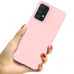 Capa Galaxy A52 5G TPU Rosa