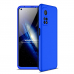 Capinha de Celular Xiaomi Mi 10T / Mi 10T Pro em 3 Partes Azul