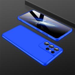 Capa Samsung Galaxy S21 Ultra em 3 Partes Azul