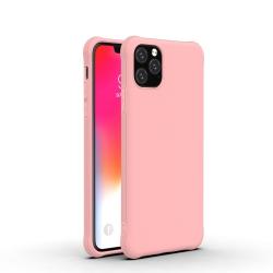 Capinha de Silicone para Iphone 11 Pro Max Rosa
