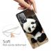 Capa Galaxy A52 5G TPU Transparente Panda