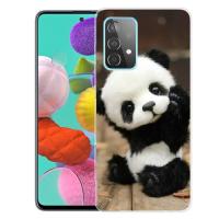 Capa Galaxy A52 TPU Transparente Panda