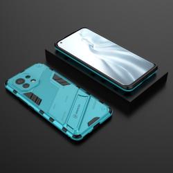 Capa Xiaomi Mi 11 Antichoque com Suporte Azul