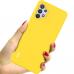 Capa Galaxy A32 5G TPU Amarelo