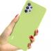 Capa Galaxy A32 5G TPU Verde