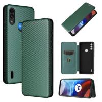 Capa Motorola Moto E7 Power Flip Verde