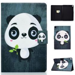 Smart Case Flip iPad 10.2 Panda