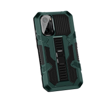 Capa Redmi Note 10 Warrior Series Verde