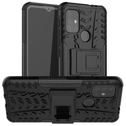 Capa Motorola Moto G20 TPU e Plástico Preto