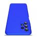 Capa Galaxy A32 4G em 3 Partes Azul