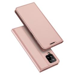 Capa Carteira Samsung A22 4G Skin Pro Series Rosê