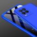 Capinha de Celular Realme 8 Pro em 3 Partes Azul