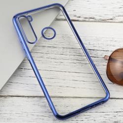 Capa para Redmi Note 8 TPU Azul