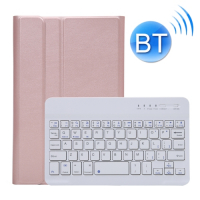 Teclado Bluetooth Samsung Tab A7 Lite T220 / T225 Rosê